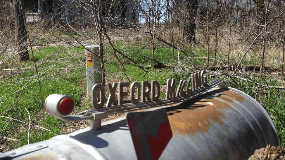 Kansas Wheat Origins: Old Oxford Mill