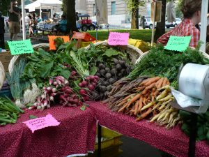 Find Your Local Farmers' Markets