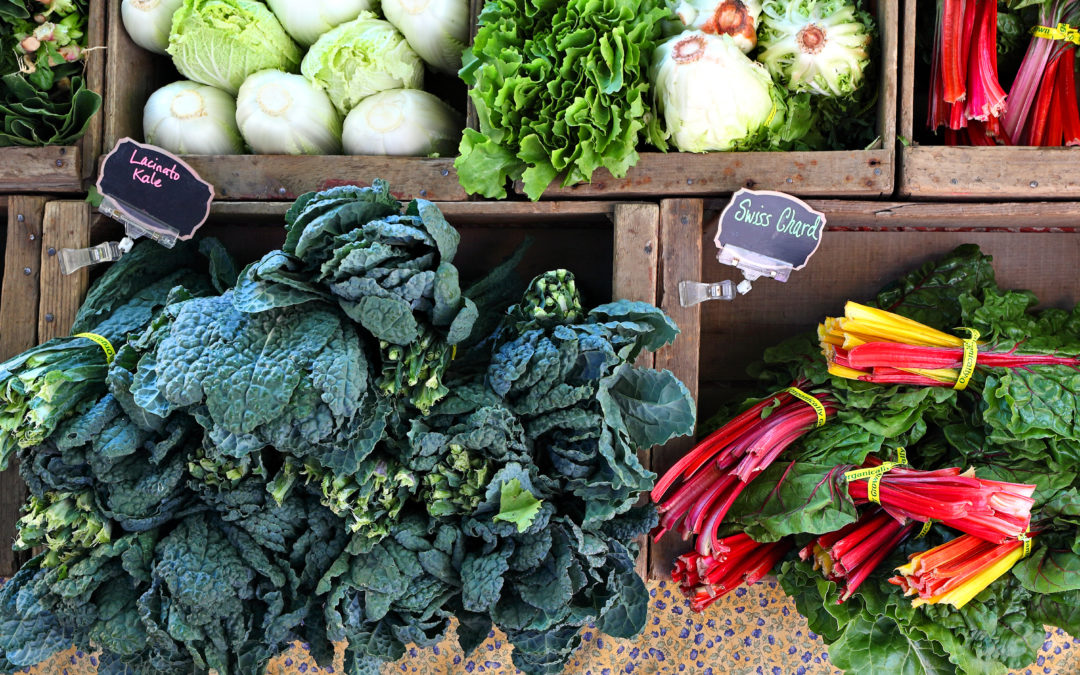 Ways to Source Local Food during COVID-19
